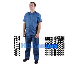 Костюм медицинский мужской «Денди»