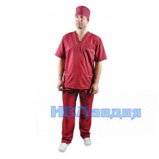 Костюм хирурга мужской (Тиси)  6 Расцветок