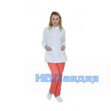 Куртка медицинская «Карлея» 2 Расцветки