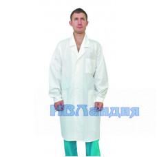 Халат медицинский мужской «Классика МБ»