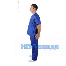 Костюм хирурга мужской «Адам» премиум