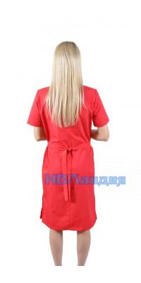Халат медицинский женский «Каролина»