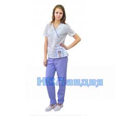 Костюм медицинский женский «Марго»  3 Расцветки