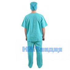 Костюм хирурга мужской (Бязь) 2 Расцветки