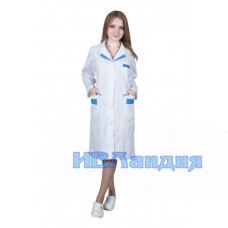 Халат медицинский женский «Лиза»