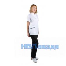 Блуза медицинская  «Алфавит»