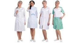 Как отбелить белый медицинский халат.