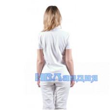"""Рубашка (футболка) """"Поло"""" медицинская женская"""