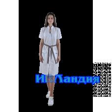 Халат медицинский женский «Монарда»
