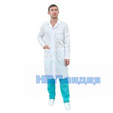 Халат медицинский мужской «Классика МТ»